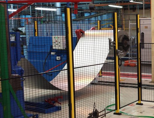 Safety Guarding and Process Automation